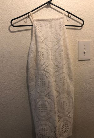 White Lace Dress for Sale in San Diego, CA