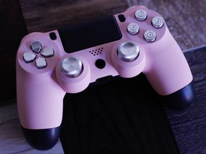 Grande - DUAL SHOCK 4 - Wireless Bluetooth Custom PlayStation Controller - PS4 / PS3 / PC for Sale in Riverside, CA