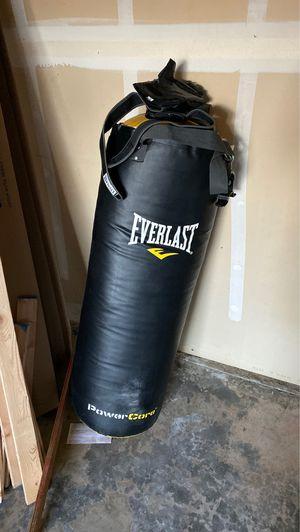 Heavy Punching bag for Sale in Renton, WA