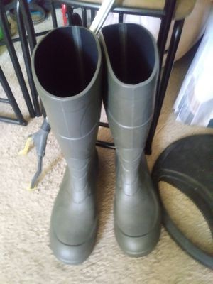 Red Wing steel toe work boots for Sale in Denver, CO