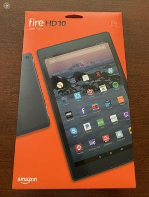 Amazon Kindle fire HD 10 for Sale in Orlando, FL