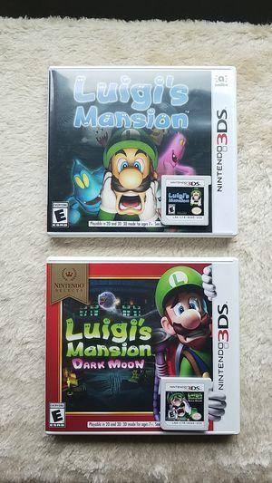 Luigi's Mansion 3DS games for Sale in Carrollton, TX