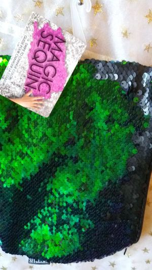 Magic Sequin Bag with zipper for Sale in West Sacramento, CA