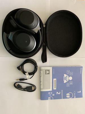 SONY 1000XM2 Wireless Noise-Canceling Headphones Like new!!! for Sale in Lynnwood, WA