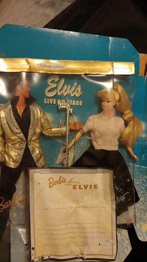 Barbie loves Elvis gift set for Sale in Bellflower, CA