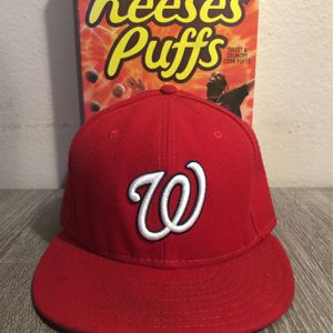 Washington Nationals 59Fifty (7 3/8) Hat for Sale in Long Beach, CA