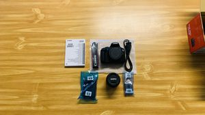 Canon DSLR (Rebel T7/2000D) (Negotiable) for Sale in Newark, NJ