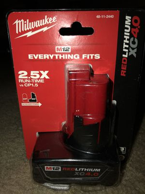 Red LITHIUM XC4.0 for Sale in Enterprise, NV