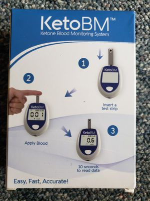 KetoBM blood Monitoring System for Sale in Columbus, OH