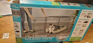 Dog kennel crate for Sale in Oakland, CA