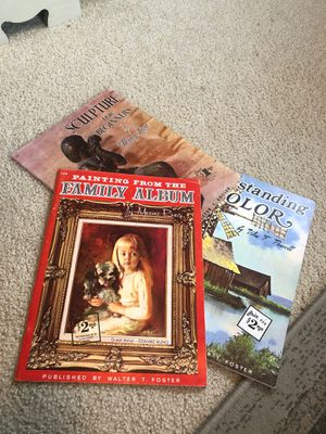 Walter T. Foster Art Magazine (21 total) for Sale in Canby, OR