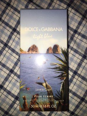 Dolce and gabanna love in Capri perfume for Sale in Kensington, MD