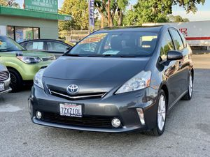 2013 Toyota Prius-V 5 Hatchback Fully Loaded Clean Title Low Price Guarantee $10999 for Sale in Byron, CA