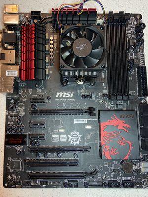 MSI A88X-G45 GAMING for Sale in Lodi, CA