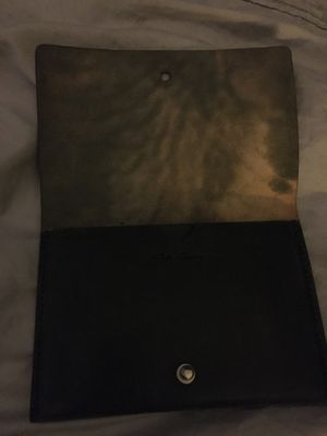 Rick Owens genuine leather men's wallet for Sale in Thornton, CO