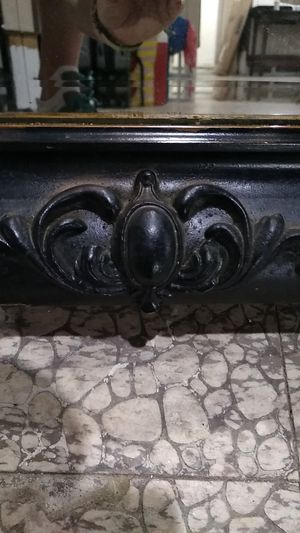 Black Antique Mirror for Sale in Baltimore, MD
