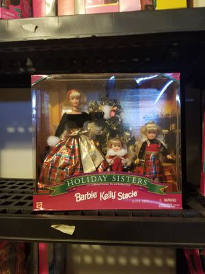 Holiday sister's Barbie Kelly stacie gifs for Sale in Mesa, AZ