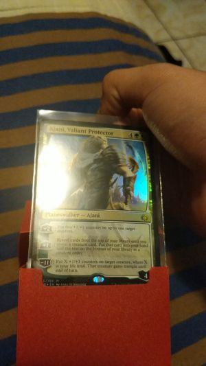 Magic the gathering plane walker deck for Sale in Fresno, CA