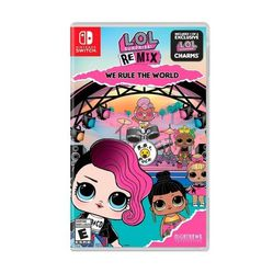 Lol Surprise Remix Nintendo Switch Game for Sale in Commerce,  CA