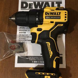 DeWalt 20V Taladro Compacto Atómico NUEVO !!!!! DeWalt 20V Atomic Compact Drill NEW !!!!! for Sale in Chicago, IL