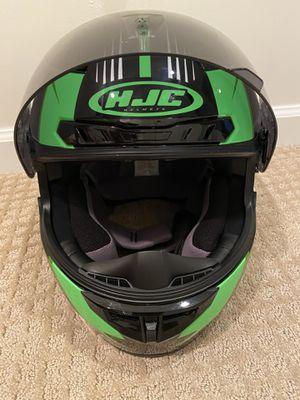 HJC Motorcycle Helmet Large for Sale in Alexandria, VA