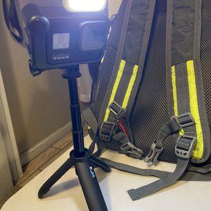 Like New! GoPro Hero 8 Vlogging Bundle! for Sale in Riverside, CA