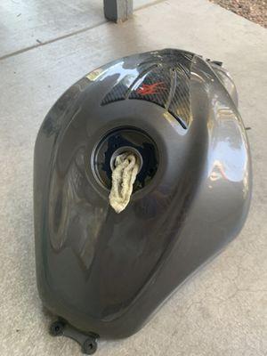 Hayabusa Suzuki motorcycle gas fuel tank 2013 gas tank $200 for Sale in Las Vegas, NV
