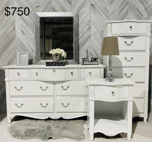 Furniture, dressers, bedroom set. Scroll through pics! for Sale in Freehold, NJ