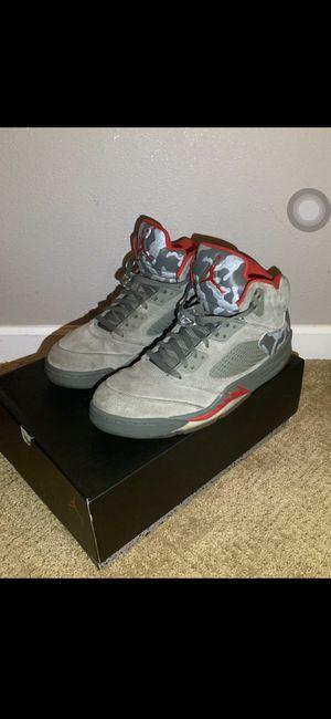 "Jordan 5 retro ""Camo"" for Sale in Federal Way, WA"