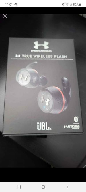 Under Armour Wireless Earbuds!!! for Sale in San Diego, CA