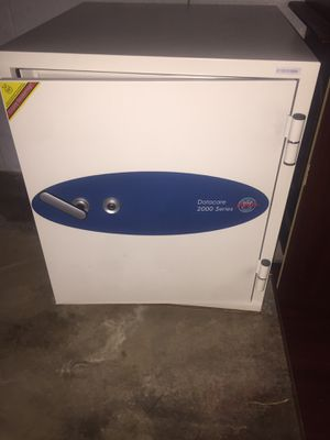 DataCare 2001 Fireproof LTO/Hard Drive Safe for Sale in Lubbock, TX