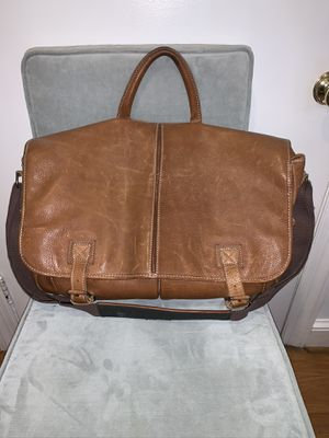 LL.Bean Leather bag/satchel for Sale in Alexandria, VA