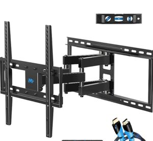 Full motion TV wall mount 26-55 inches for Sale in Nashville, TN