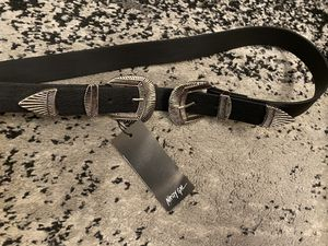 Brand New Nasty Gal Double Buckle Belt for Sale in Las Vegas, NV