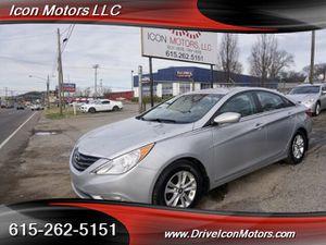 🎈🎈🔥🔥 2013 Hyundai Sonata Only $1,999 Down for Sale in Nashville, TN