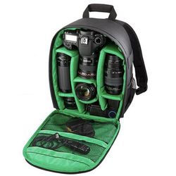 DSLR Camera Bag Waterproof Backpack Shoulder Bag Case Photography Case Backpack For Nikon Canon Sony for Sale in Ontario,  CA