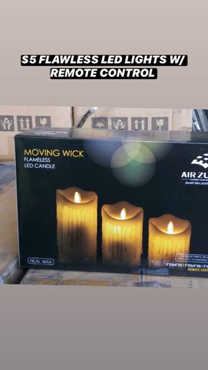 MOVING WICK CANDLES for Sale in West Covina, CA