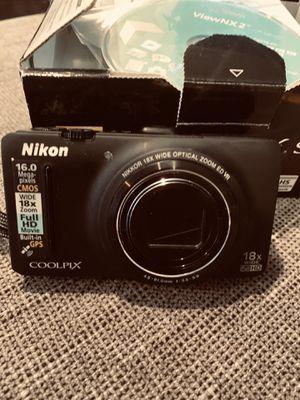 Nikon Coolpix S9300 for Sale in Vallejo, CA