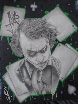 Joker portrait... for Sale in Philadelphia, PA