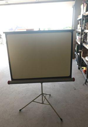Projector screen for Sale in Abilene, TX