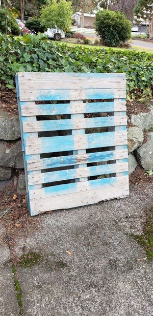 Free Pallet for Sale in Kenmore, WA
