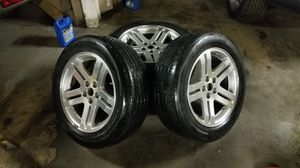 Tires with rims 225/60/18 $225 for Sale in Bethlehem, PA