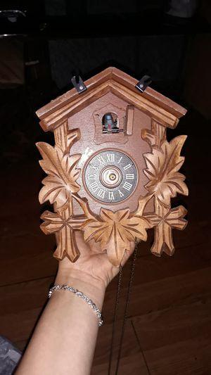 German antique cuckoo clock for Sale in Los Angeles, CA