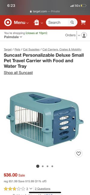 Suncast cage for Sale in Alhambra, CA