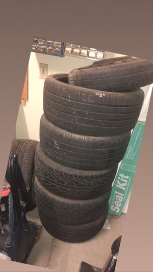 Tires, 245/35 ZR 20 for Sale in NV, US