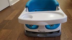 INGENUITY Booster Feeding Seat PERFECT CONDITION SUPER CLEAN, Retails for $39.00 ON Amazon for Sale in Charlotte, NC