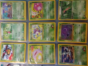 POKEMON CARDS ASSORTED NO REPEATS SET 2 for Sale in Las Vegas, NV