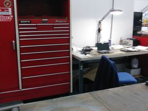 Big snap on tool box with some tools for Sale in Hollywood, FL