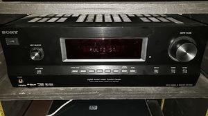 Sony Stereo Receiver for Sale in Holly Springs, NC
