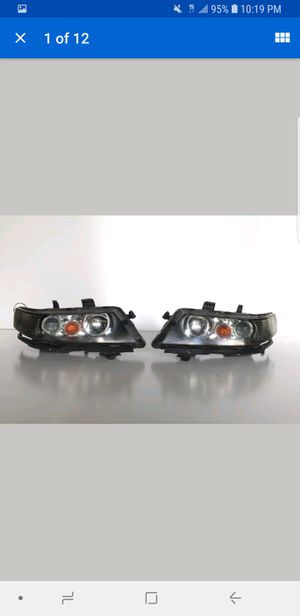 Used JDM 2004-2005 Acura TSX Front Left & Right HID Headlights for Sale in Atlanta, GA